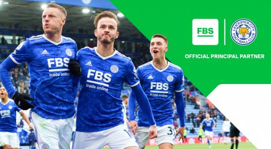 FBS Becomes Principal Partner of Leicester City